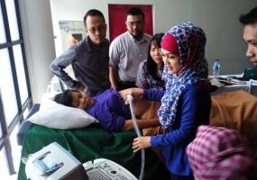 Pelatihan Sirkumsisi Bedah Minor dan USG